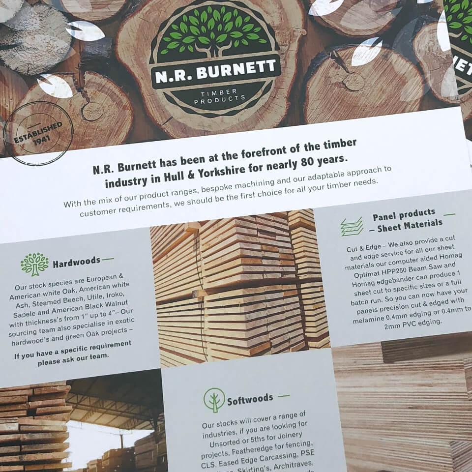 NR Burnett Brochure