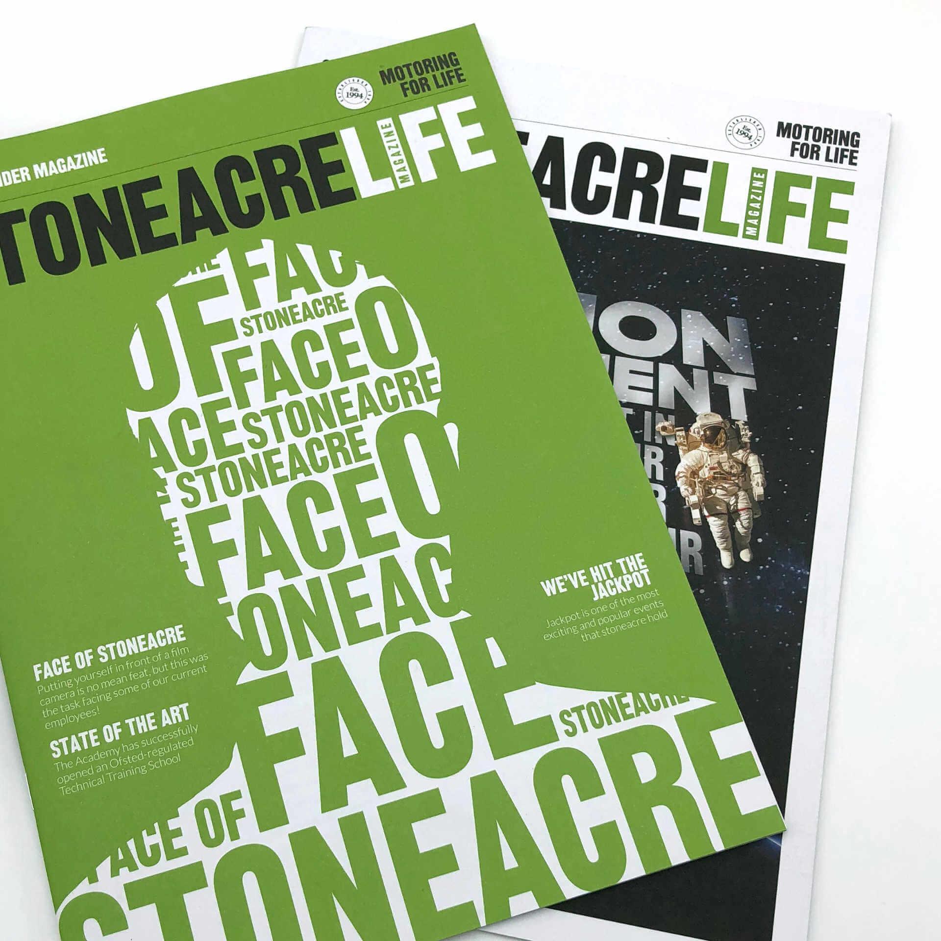 Stoneacre Life Magazine